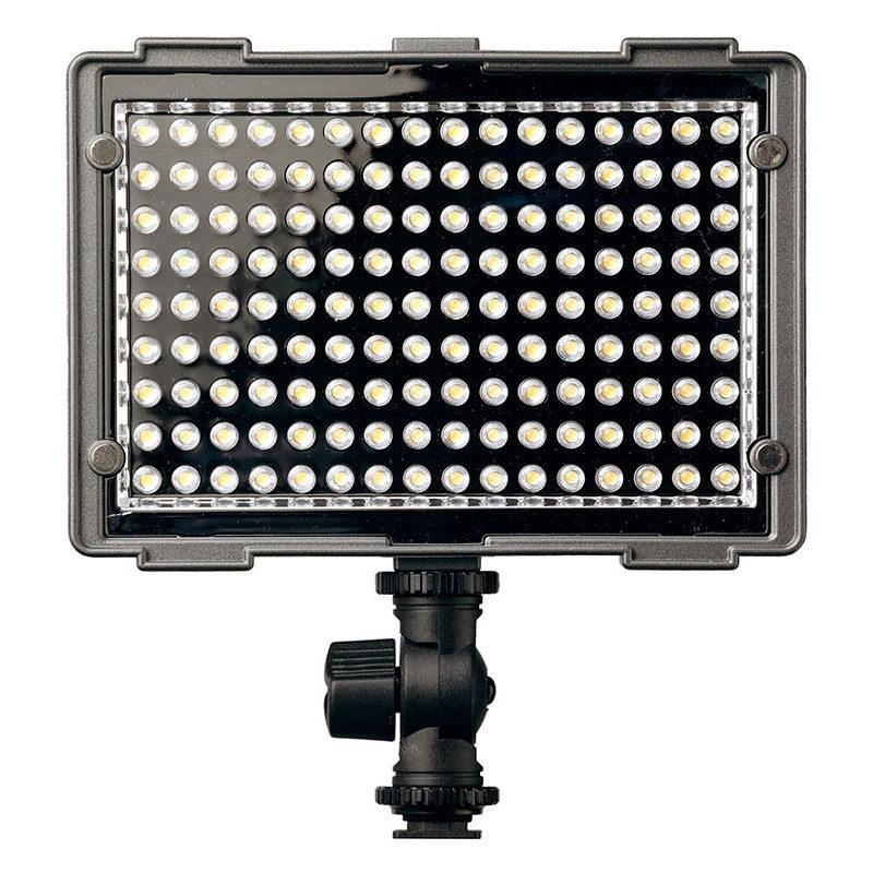 Foto van Vibesta Capra12 Bi-Color LED On-Camera Light