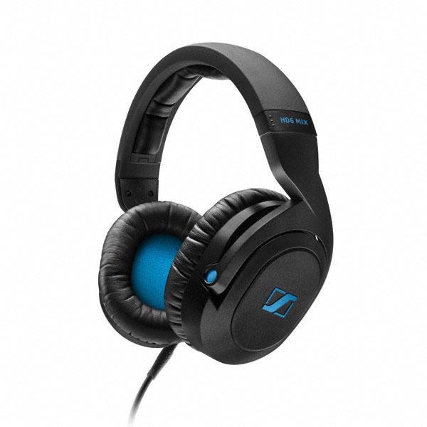 Foto van Sennheiser HD6 Mix Over-Ear koptelefoon