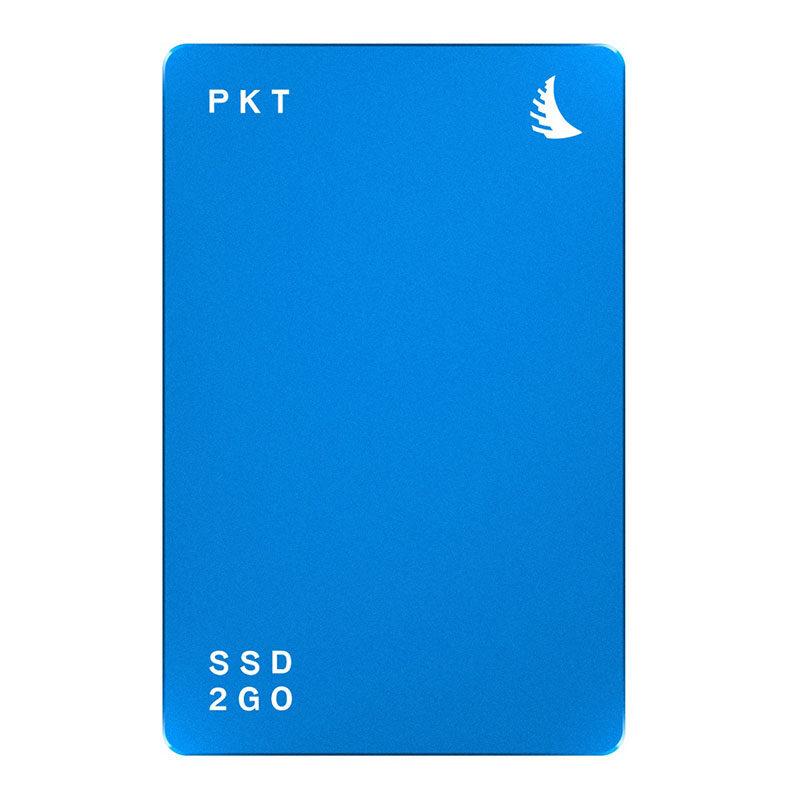 Image of Angelbird SSD2go PKT 256GB Blue