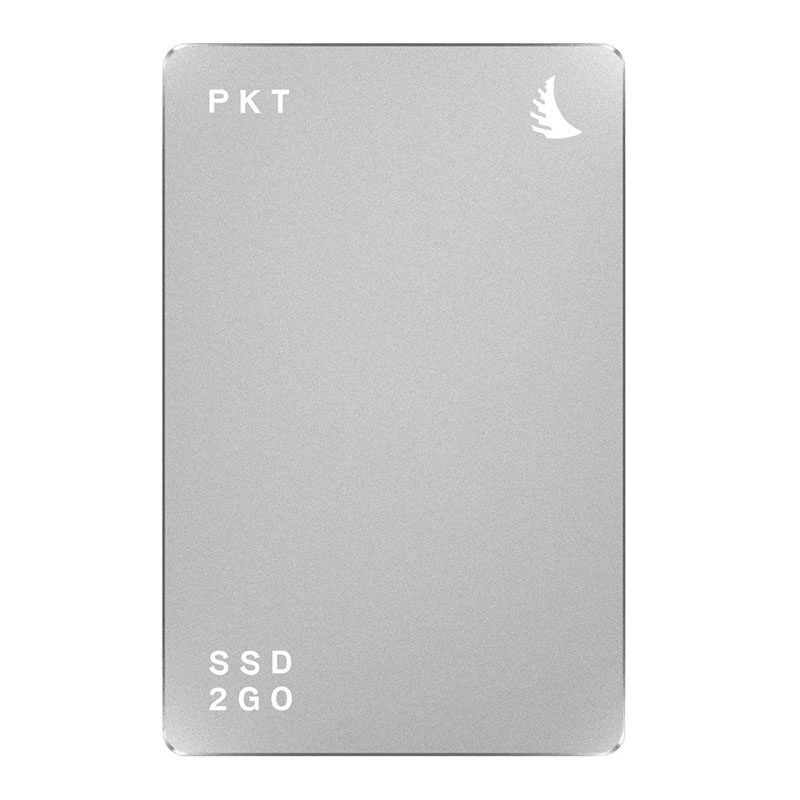 Image of Angelbird SSD2go PKT 256GB Silver
