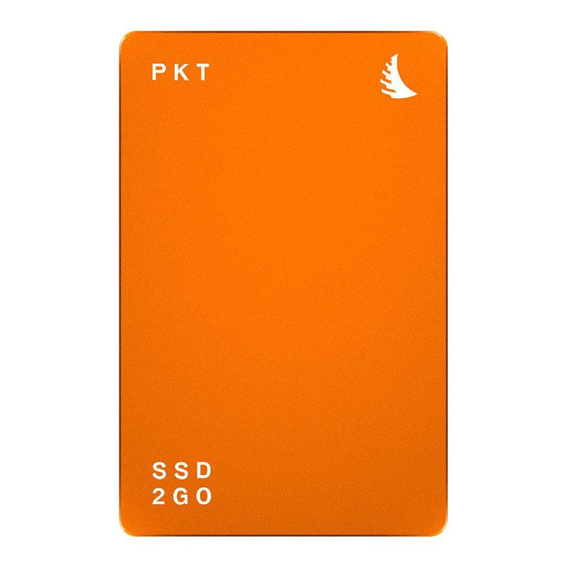 Image of Angelbird SSD2go PKT 512GB Orange