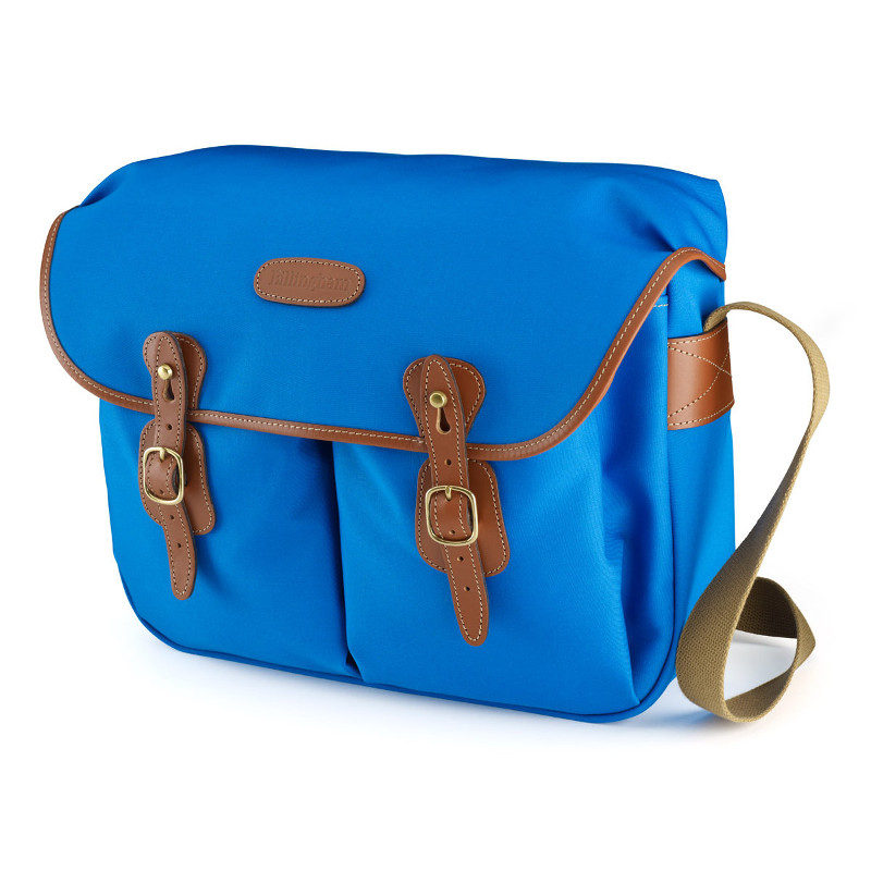 Foto van Billingham Hadley Large Blue/Tan
