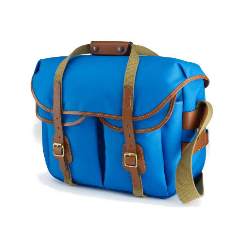 Foto van Billingham Hadley Large Pro Blue/Tan