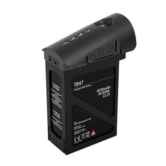 Foto van DJI Inspire 1 Optional TB47 Smart Battery 4500mAh Zwart