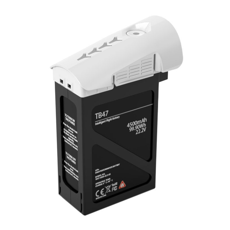 Foto van DJI Inspire 1 Optional TB47 Smart Battery 4500mAh Wit
