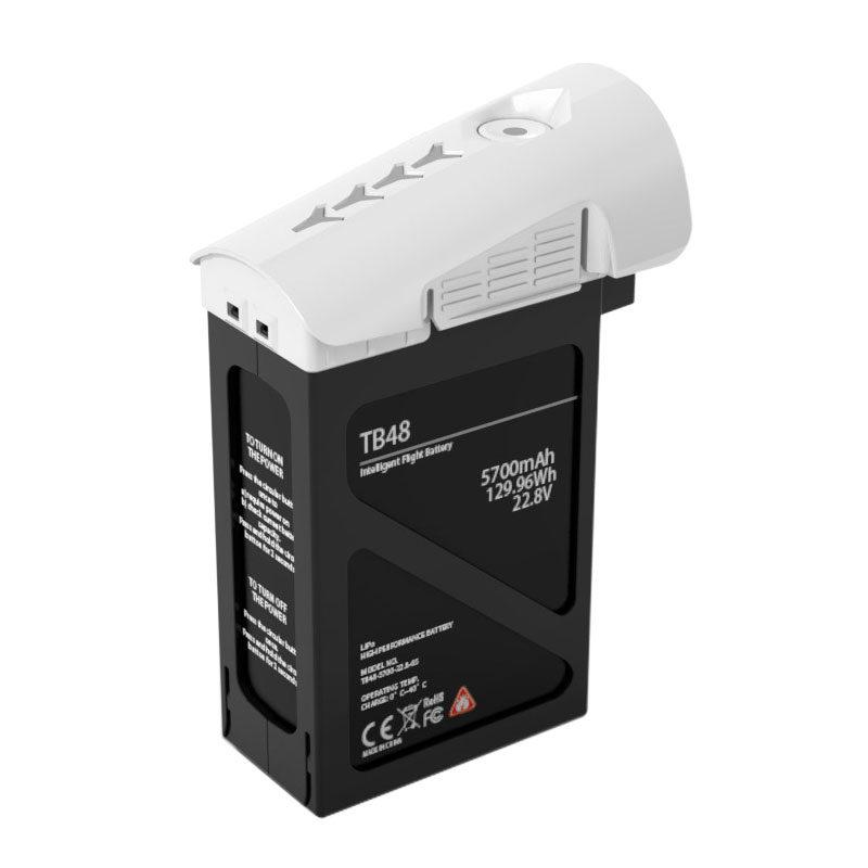 Ontdek alles over de DJI Inspire 1 Optional TB48 Smart Battery 5700mAh Wit