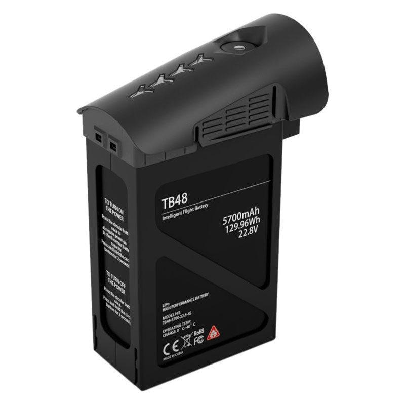 Foto van DJI Inspire 1 Optional TB48 Smart Battery 5700mAh Zwart