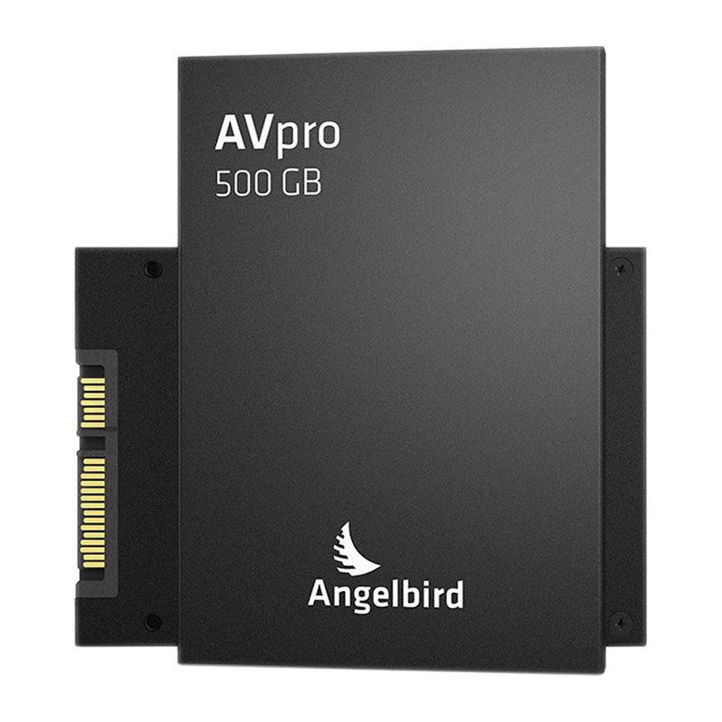 Image of Angelbird 104869 AV PRO II 500GB zwart