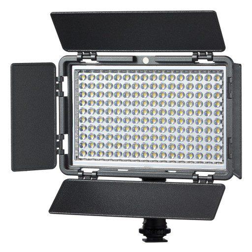 Foto van Vibesta Verata160 Bi-Color LED On-Camera Light