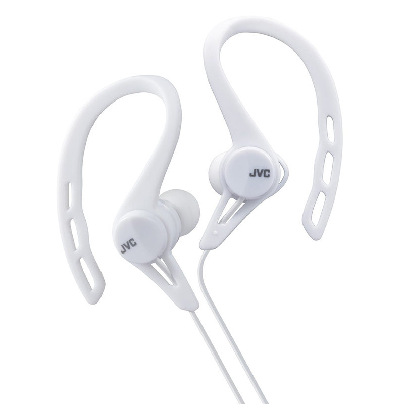JVC HA-ECX20 In-Ear koptelefoon Wit