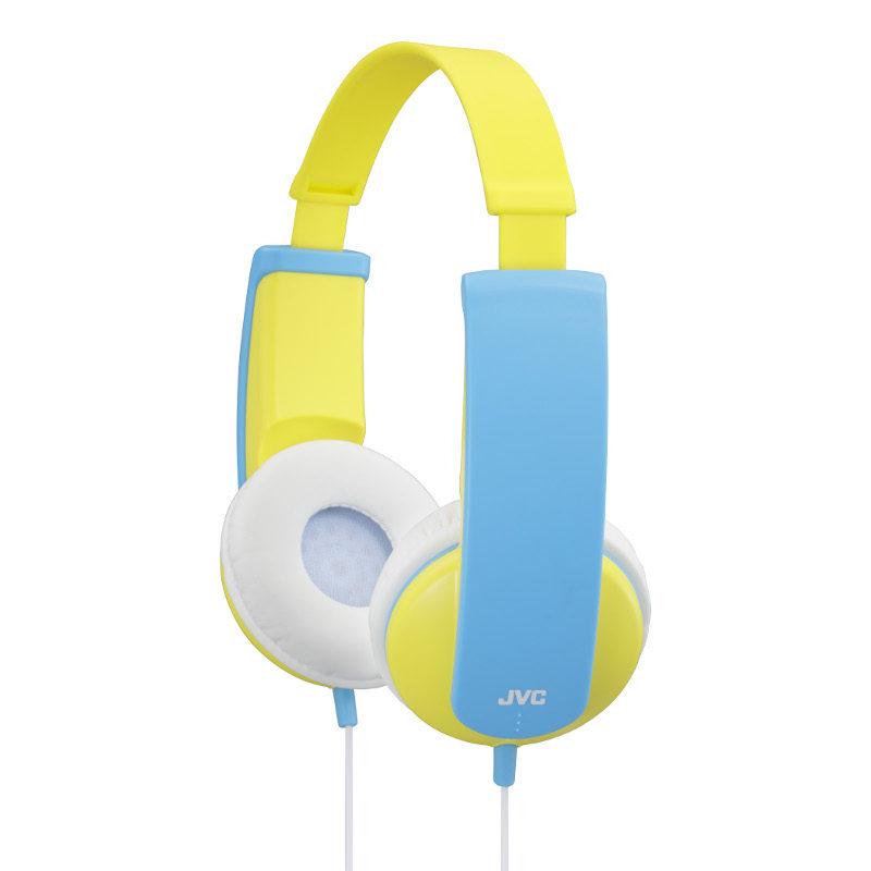 HA-KD5-Y-E Casque garon jaune-bleu
