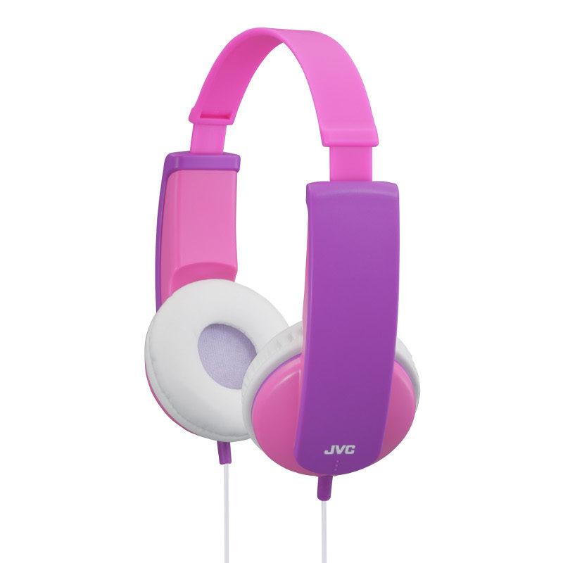 HA-KD5-P-E Casque fille rose-violet