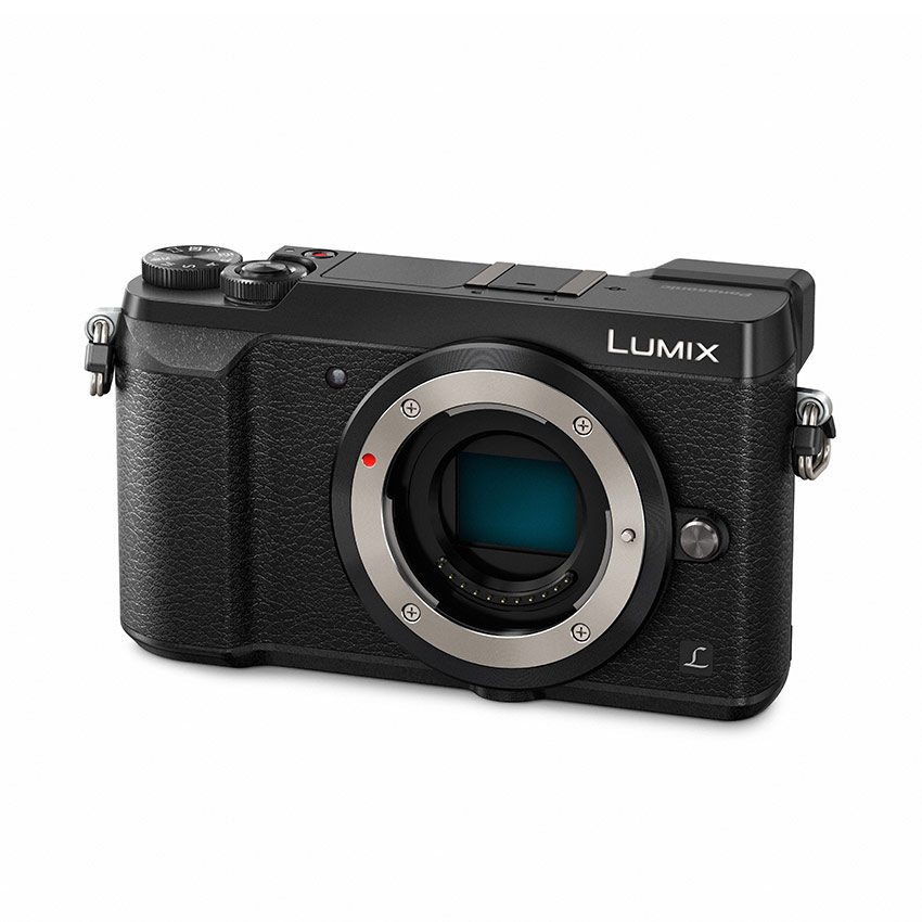 Panasonic Lumix DMC-GX80 zwart body