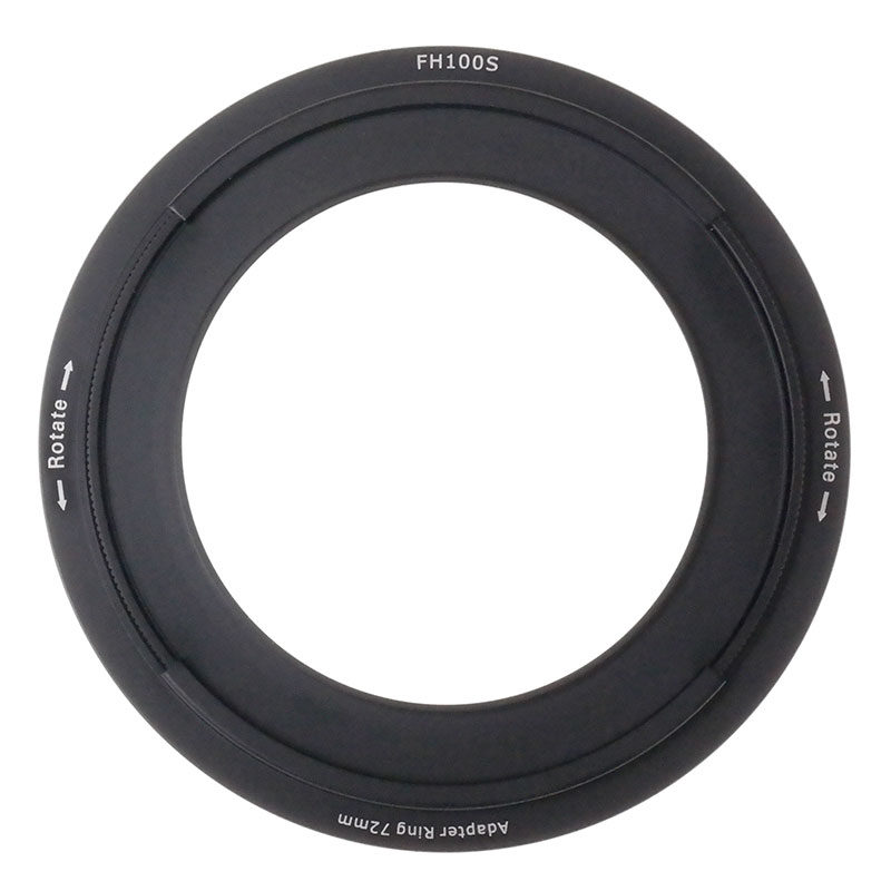 Afbeelding van Benro 72mm Master Lens Ring voor FH100