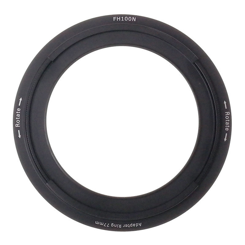 Image of Benro 77mm Lens Ring For FH100, Fit 82mm Slim CPL