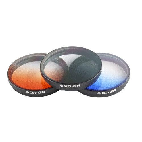 Foto van Polar Pro DJI Inspire 1 Graduated Filter 3-Pack