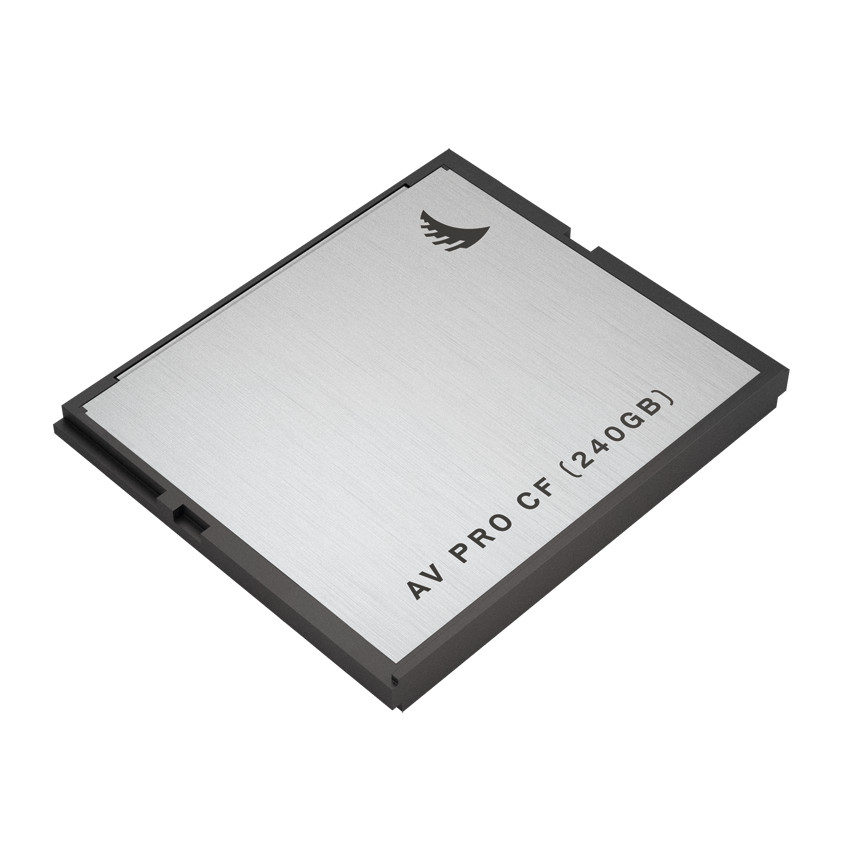 Image of Angelbird 240GB AVpro CFast geheugenkaart - 2 stuks