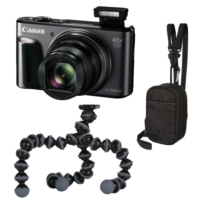 Canon PowerShot SX720 HS compact camera Zwart Travel Kit <br/>€ 319.00 <br/> <a href='http://www.cameranu.nl/fotografie/?tt=12190_474631_241358_&amp;r=http%3A%2F%2Fwww.cameranu.nl%2Fnl%2Fp1021935%2Fcanon-powershot-sx720-hs-compact-camera-zwart-travel-kit%3Fchannable%3De10841.MTAyMTkzNQ%26utm_campaign%3D%26utm_medium%3Dcpc%26utm_term%3DDigitale%2Bcamera%26apos%3Bs%26utm_source%3DTradetracker%26utm_content%3DCompact%2Bcamera' target='_blank'>Meer info</a>