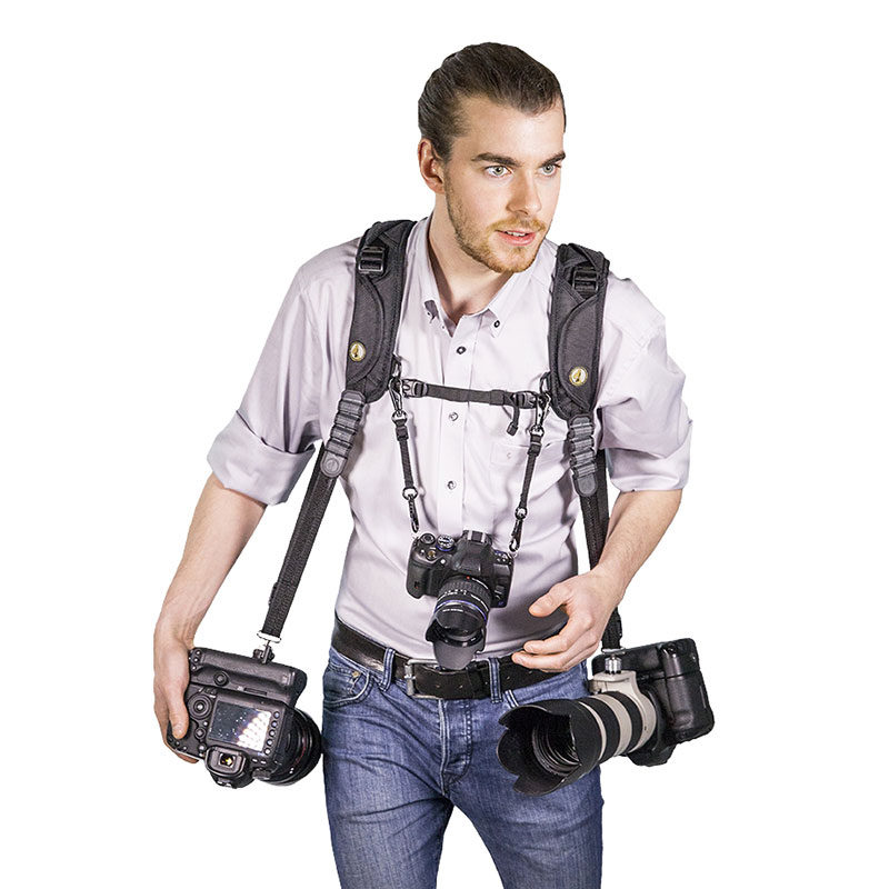 Foto van Sun-Sniper Sniper-Strap The Rotaball DPH Double Plus Harness