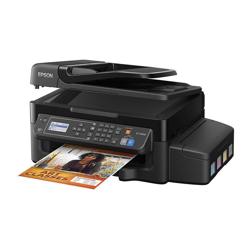 Foto van Epson EcoTank ET-4500 printer