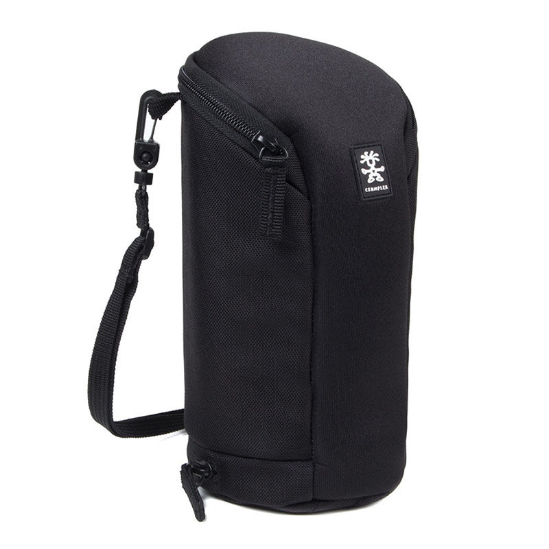 Image of Crumpler Base Layer Lens Case XL (black)