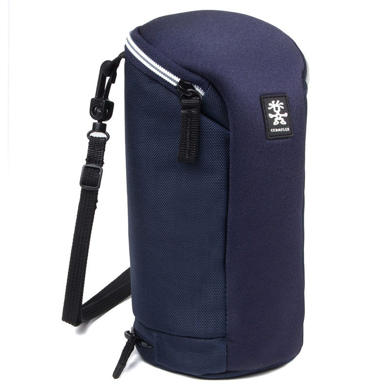 Image of Crumpler Base Layer Lens Case XL (sunday blue)