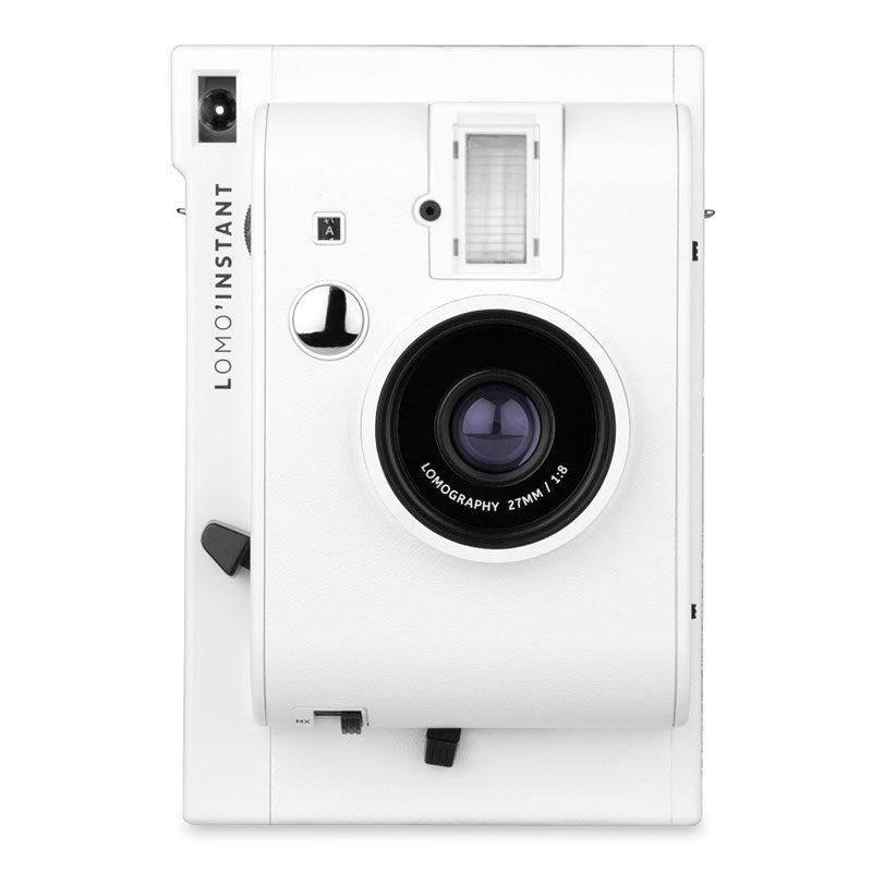 Foto van Lomography Lomo'Instant Mini camera Wit