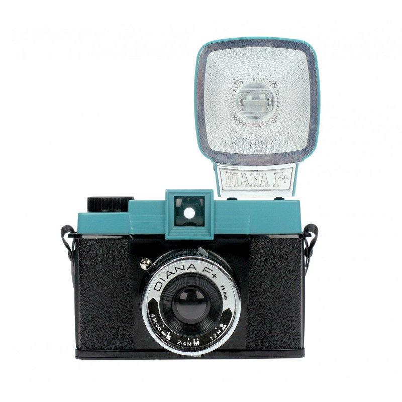 Foto van Lomography Diana F+ middenformaat camera