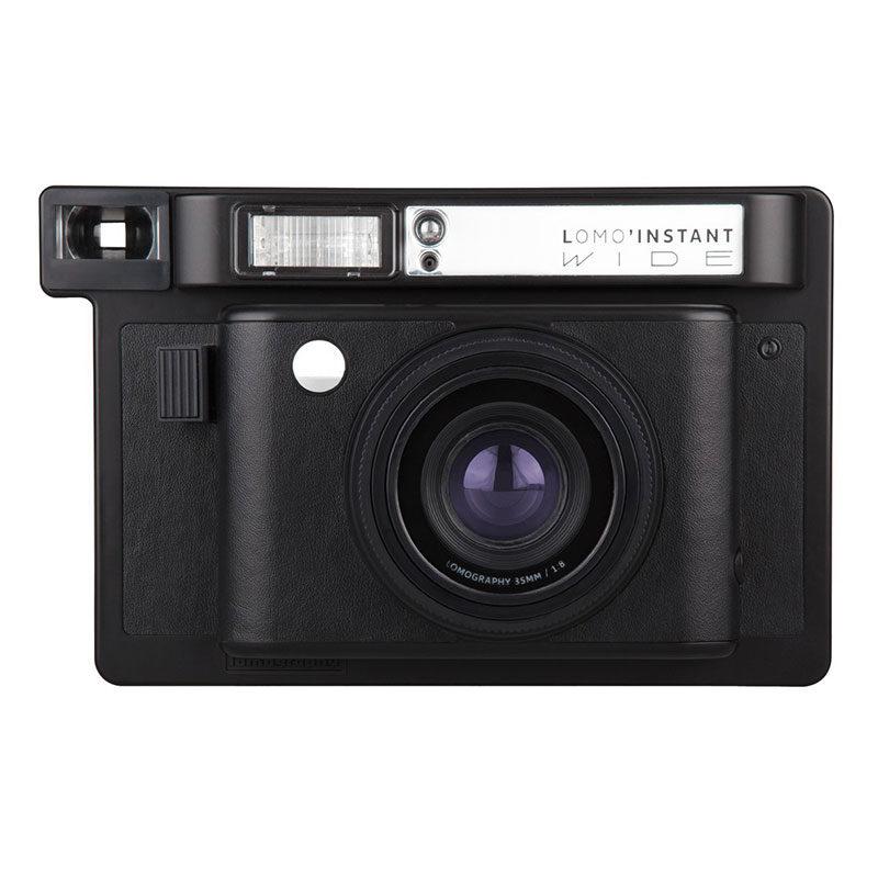 Foto van Lomography Lomo'Instant Wide camera Zwart