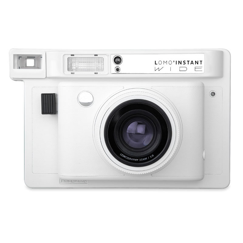 Foto van Lomography Lomo'Instant Wide camera Wit
