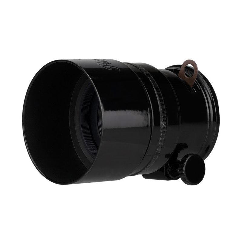 Foto van Lomography New Petzval 58 Bokeh Control Art Canon EF objectief Zwart