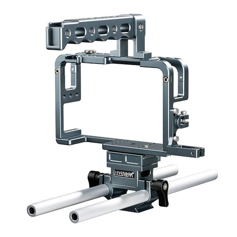 Foto van Sevenoak SK-GHC20 Cage Kit voor Panasonic Lumix GH3/GH4