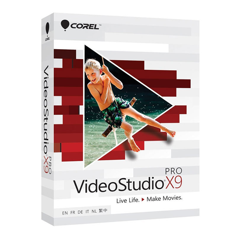 Foto van Corel VideoStudio X9 Pro NL Windows - POSA
