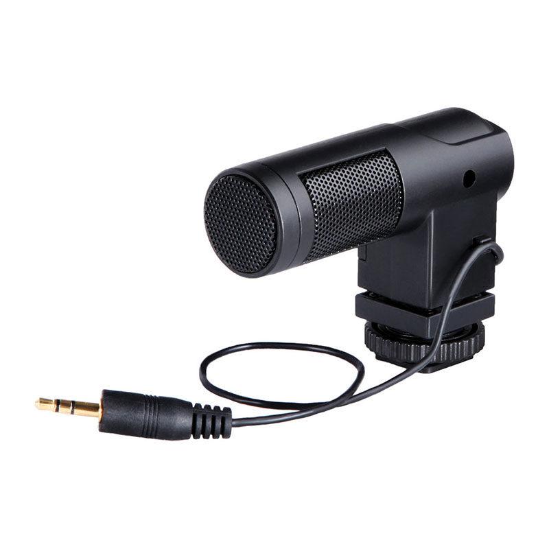 Savage DSLR Stereo Microfoon