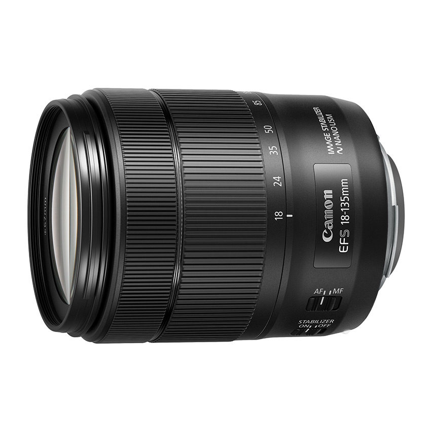Canon EF-S 18-135mm f/3.5-5.6 IS USM objectief - Bulk