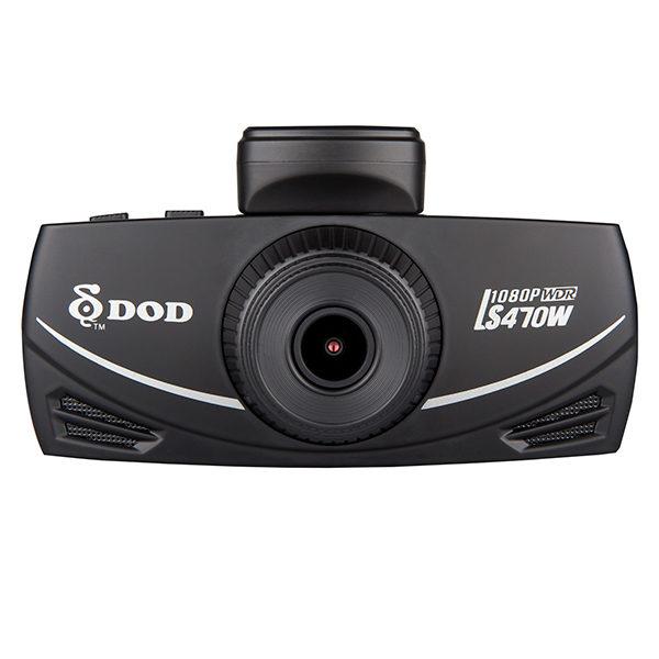 Image of DOD LS 470 W Dashcam 10x speed GPS