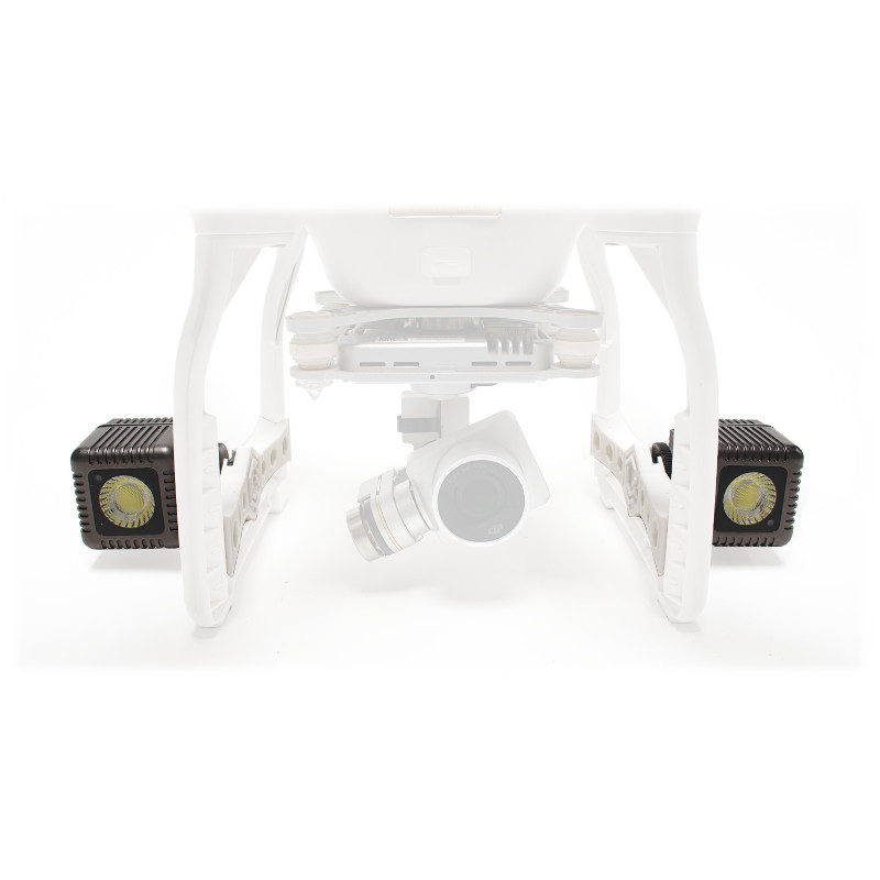 Ontdek alles over de Lume Cube Kit voor DJI Phantom 3 (Gunmetal Grey)
