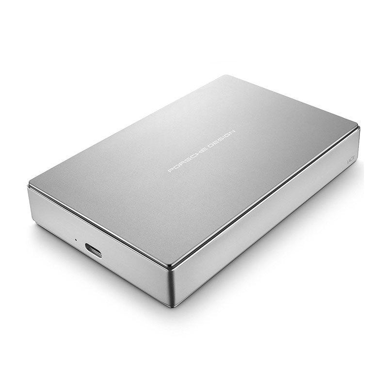 Foto van LaCie Porsche Design Mobile Drive 2TB USB3.0 USB-C harde schijf