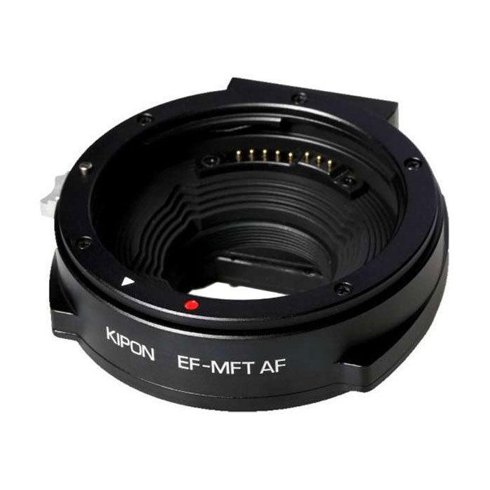 Foto van Kipon Lens Mount Adapter (Canon EF/EOS naar Micro 4/3) met AF
