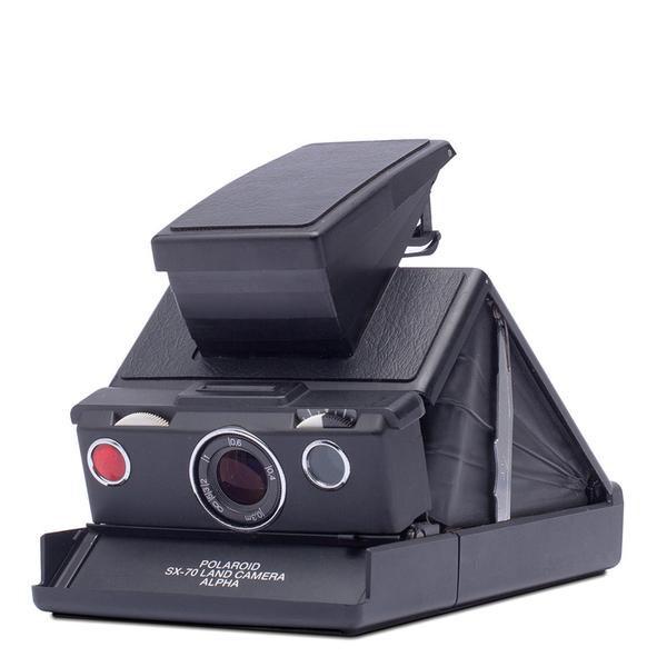 Foto van Impossible SX-70 alpha 1 instant camera Refurbished