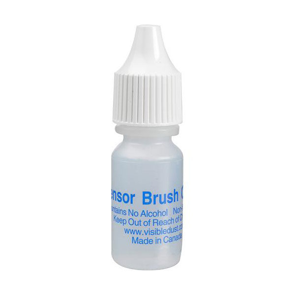 VISIBLE DUST SENSOR BRUSH WASH