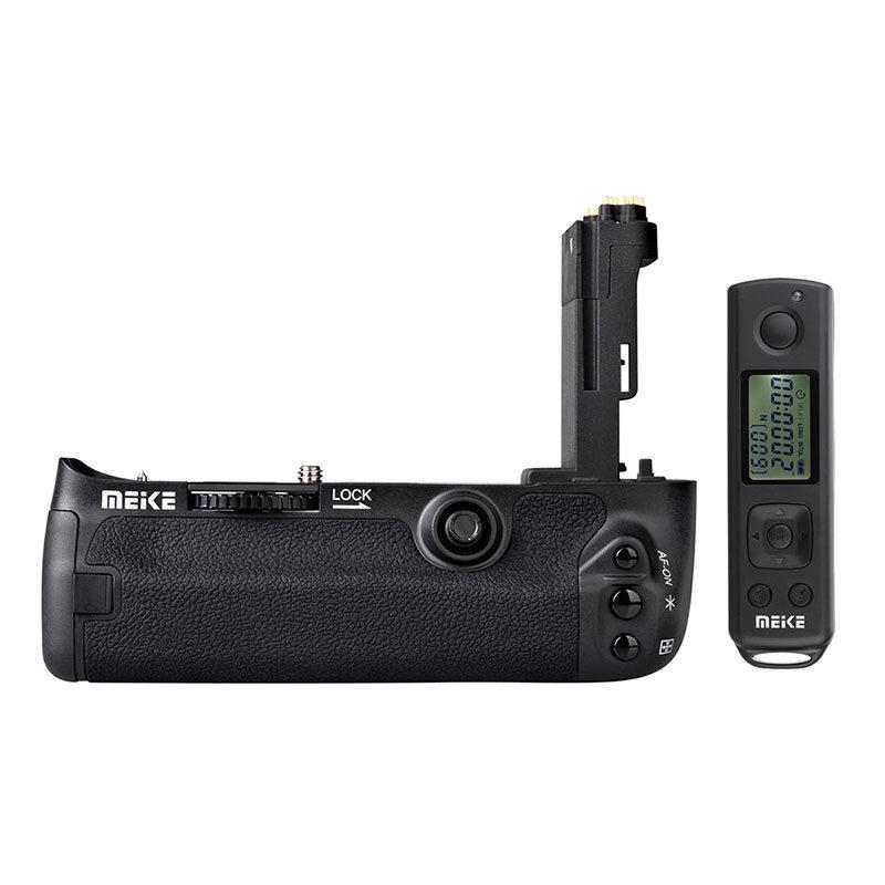 Foto van Meike BG-E11 Battery Grip voor Canon + afstandsbediening