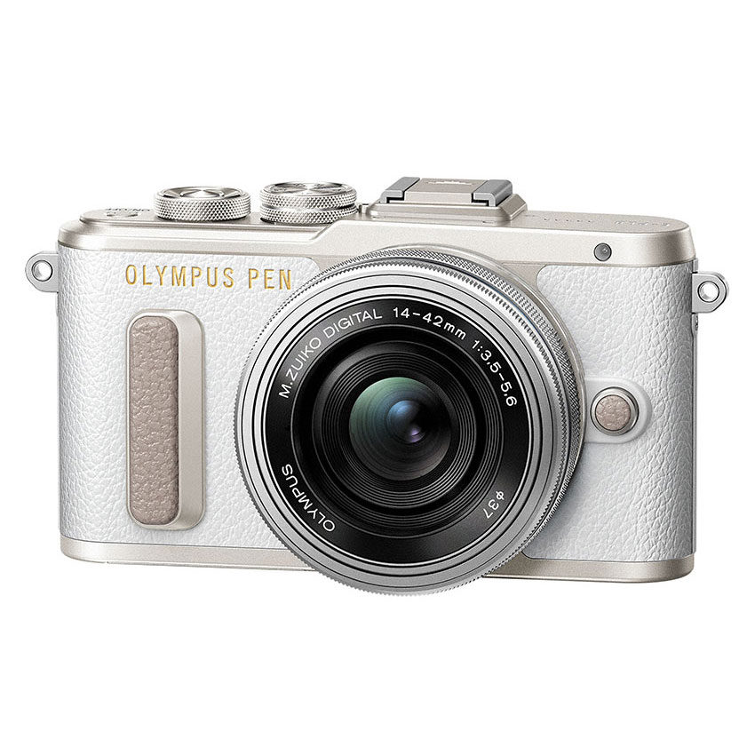 Olympus E-PL8 systeemcamera Wit + 14-42mm EZ <br/>€ 479.00 <br/> <a href='https://www.cameranu.nl/fotografie/?tt=12190_474631_241358_&r=https%3A%2F%2Fwww.cameranu.nl%2Fnl%2Fp1227325%2Folympus-e-pl8-systeemcamera-wit-14-42mm-ez%3Fchannable%3De10841.MTIyNzMyNQ%26utm_campaign%3D%26utm_content%3DPEN-serie%26utm_source%3DTradetracker%26utm_medium%3Dcpc%26utm_term%3DDigitale%2Bcamera%26apos%3Bs' target='_blank'>naar de winkel</a>