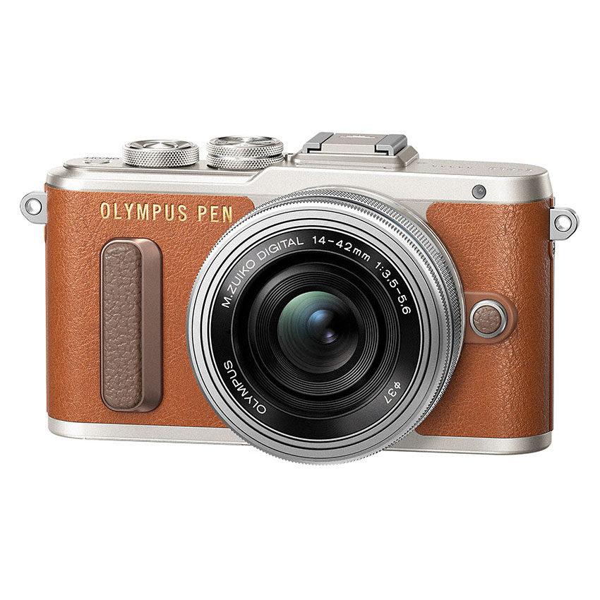 Olympus E-PL8 systeemcamera Vintage Bruin + 14-42mm EZ <br/>€ 479.00 <br/> <a href='https://www.cameranu.nl/fotografie/?tt=12190_474631_241358_&r=https%3A%2F%2Fwww.cameranu.nl%2Fnl%2Fp1227335%2Folympus-e-pl8-systeemcamera-vintage-bruin-14-42mm-ez%3Fchannable%3De10841.MTIyNzMzNQ%26utm_campaign%3D%26utm_content%3DPEN-serie%26utm_source%3DTradetracker%26utm_medium%3Dcpc%26utm_term%3DDigitale%2Bcamera%26apos%3Bs' target='_blank'>naar de winkel</a>