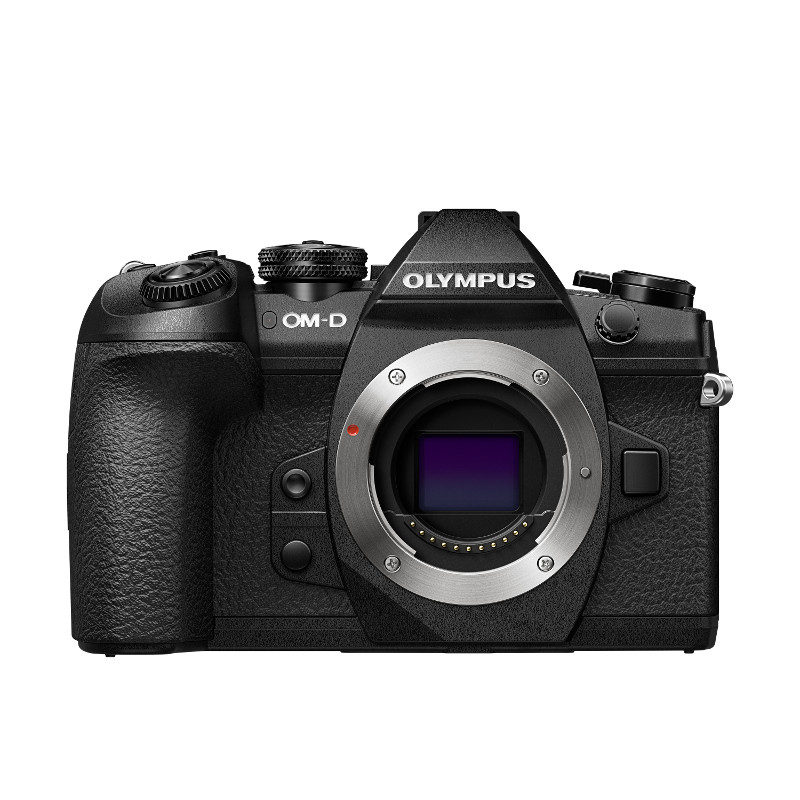 Olympus OM-D E-M1 Mark II systeemcamera Body Zwart
