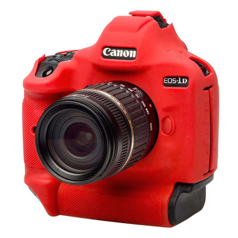 Foto van Easycover Cameracase Canon EOS 1DX Mark II Rood