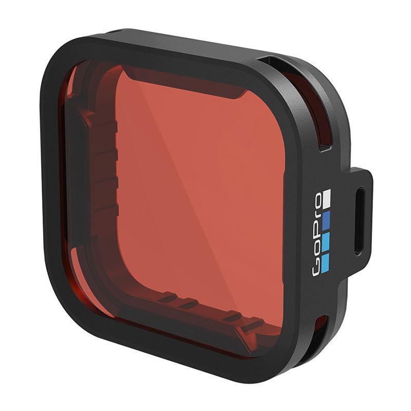 Foto van GoPro Blue Water Snorkel Filter voor Hero 5 Black