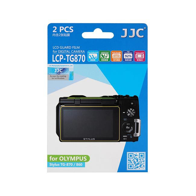 JJC LCP-TG870 Screenprotector