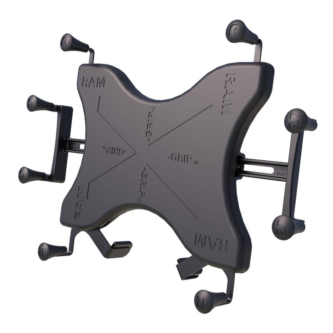 RAM Mounts RAM-HOL-UN11U Universal X-Grip Cradle voor 12 tablets