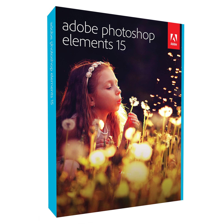 Foto van Adobe Photoshop Elements 15 NL Windows